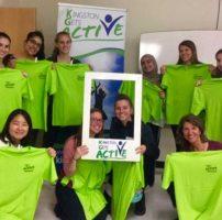 Kingston Gets Active Ambassadors