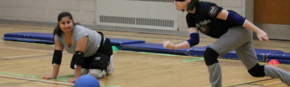 Come Join the Kingston Goalball Club!