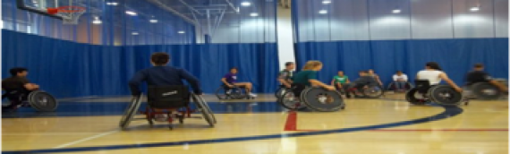 Stay Warm and Indoors with Adapted Winter Sports!