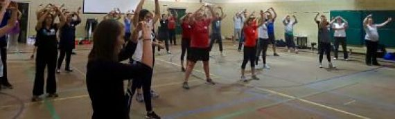 Physical Literacy Workshop Gets Kingston Moving