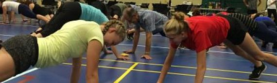 Local Teachers Get a Lesson in Physical Literacy