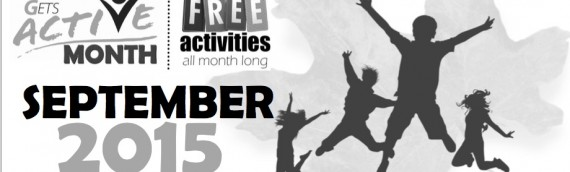 Free Activities all Month Long in September!