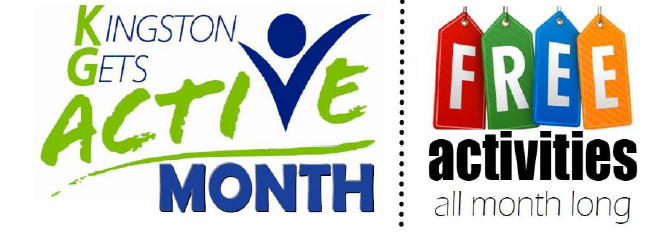 Kingston Gets Active Month