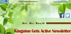 KGA Spring Newsletter