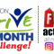Get Active in March with the #KGA Month Challenge!