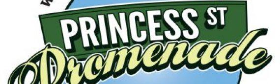 Princess St Promenade