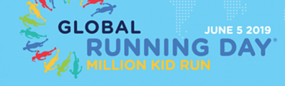 All Kingstonians Invited to Participate in Global Running Day