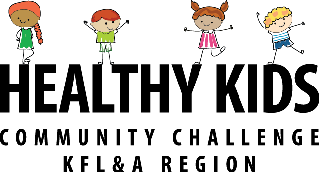 Health Kids Community Challenge logo