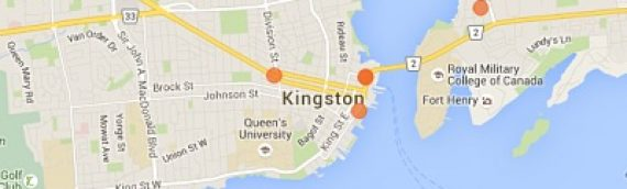 Jane's Walk Weekend May 7-8: Free Historical Walking Tours in Kingston