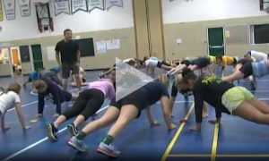 Local teachers get physical literacy lesson