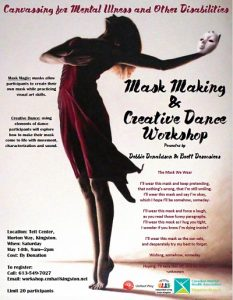 mask Making & Creative Dance Workshop
