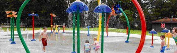 Grand Opening of the Molly McGlynn Park Splash Pad